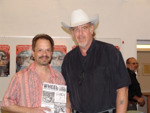Herbert Arnold und Ray Benson